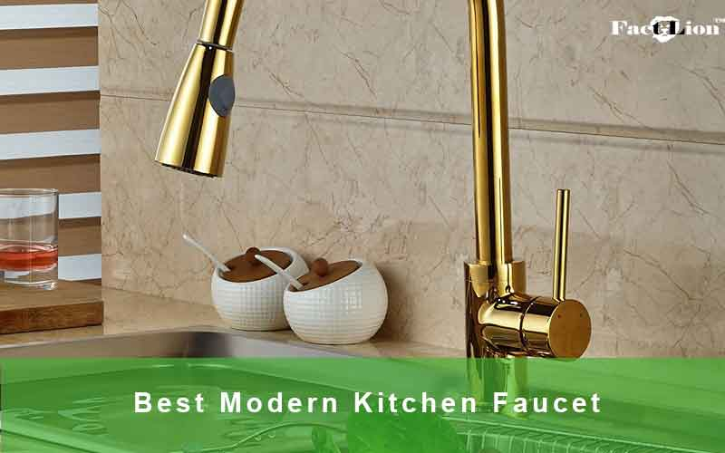 Best Modern Kitchen Faucets Reviews