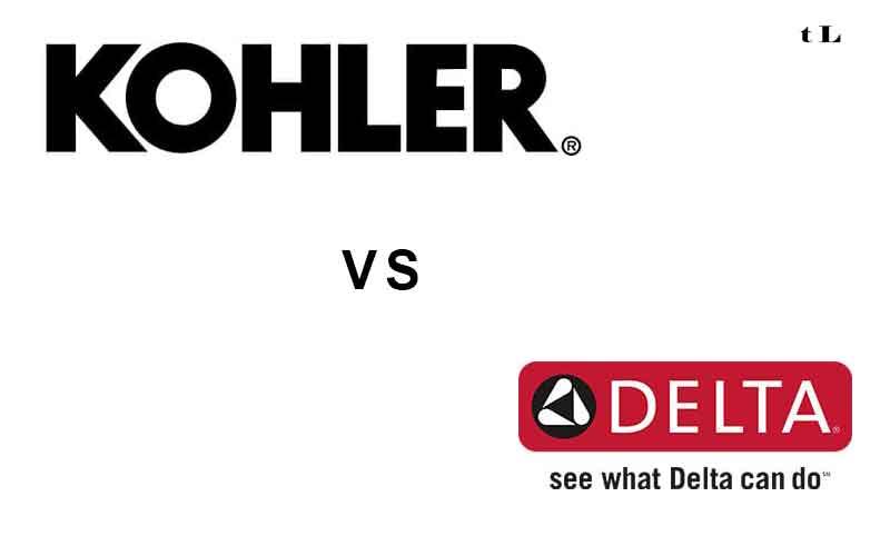 Kholer vs Delta Faucets