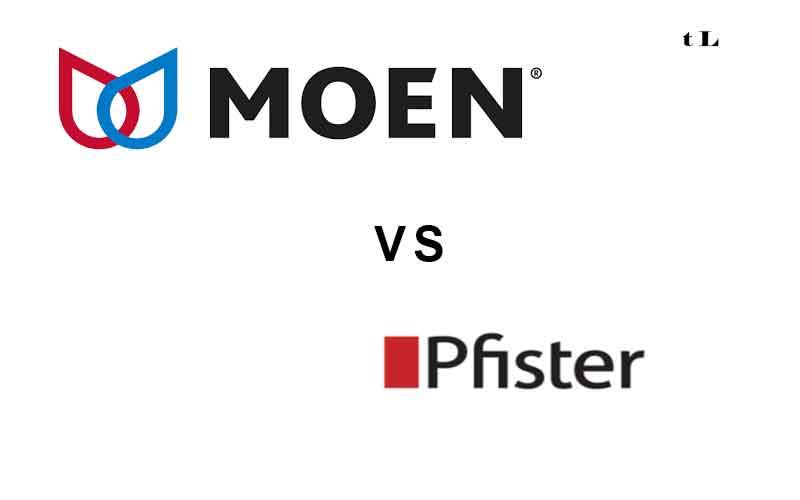 Pfister VS Moen Faucets