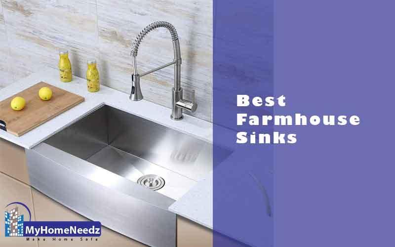 Best Farmhouse Sinks Review