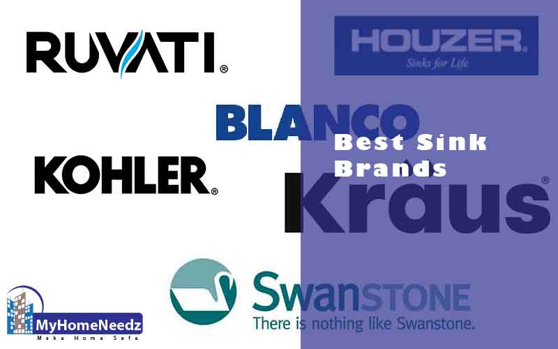 best sink brands