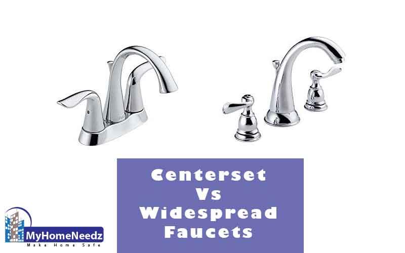 Centerset Vs Widespread Faucets