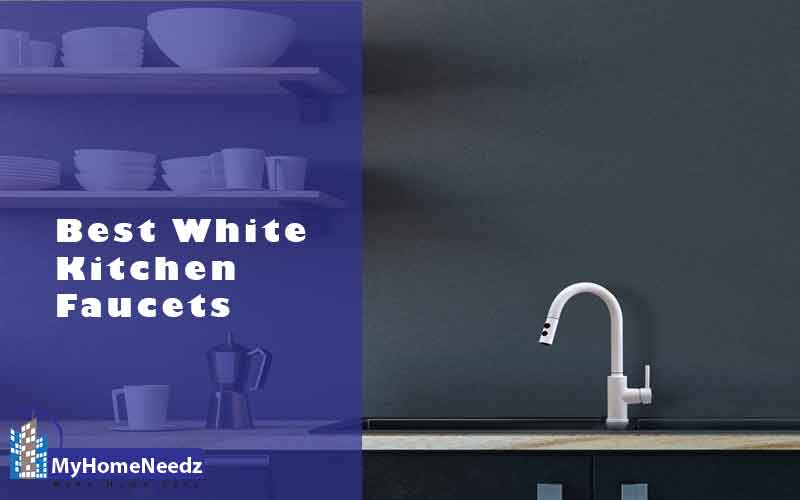 Best White Kitchen Faucets
