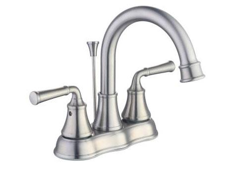 brushednnickel faucet