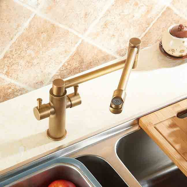Zita Foldable Kitchen Faucet