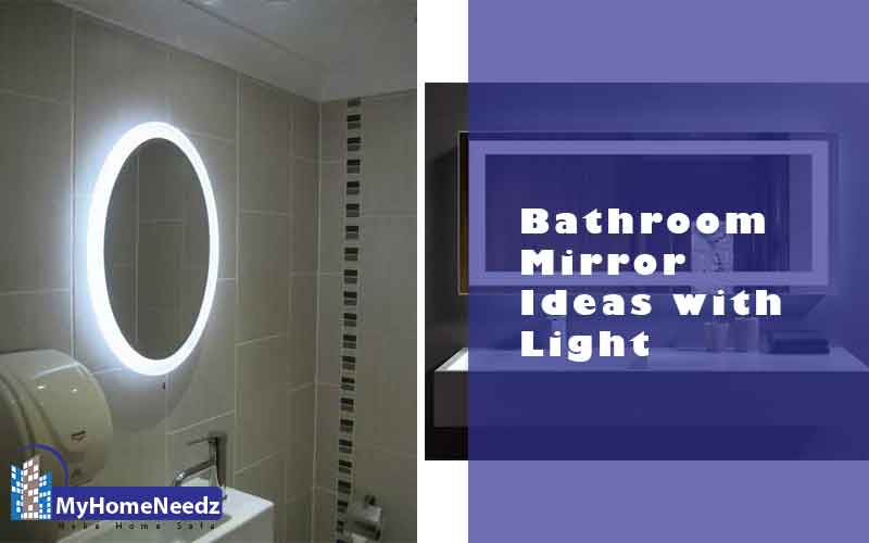 Bathroom Mirror Ideas with Light