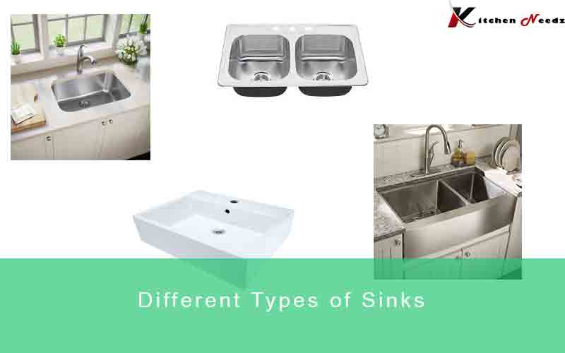 Different types of kraus sinks
